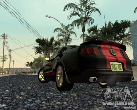 Star ENBSeries by Nikoo Bel SA-MP für GTA San Andreas her Screenshot