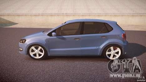 Volkswagen Polo 2011 pour GTA 4 est une gauche