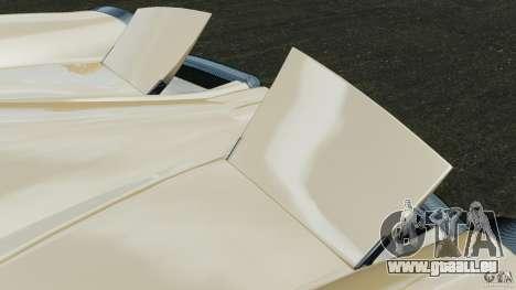 Pagani Huayra 2011 v1.0 [EPM] für GTA 4