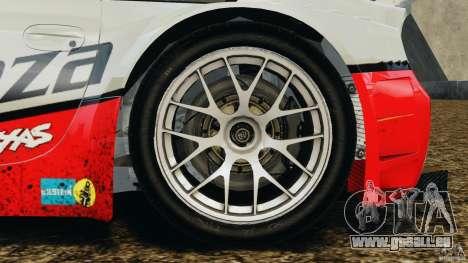 BMW Z4 M Coupe Motorsport für GTA 4 Rückansicht