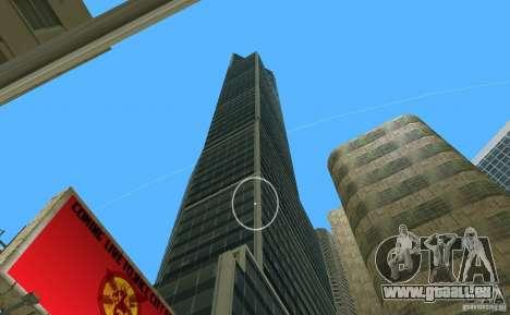 New Downtown: Hospital and scyscrap pour GTA Vice City cinquième écran