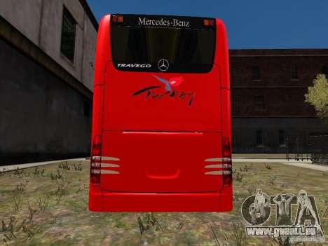 Mercedes Travego pour GTA 4 est un droit