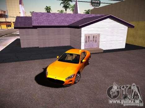 ENBSeries By Avi VlaD1k v2 pour GTA San Andreas quatrième écran
