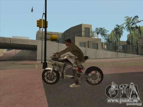 TLaD Double T Custom für GTA San Andreas rechten Ansicht