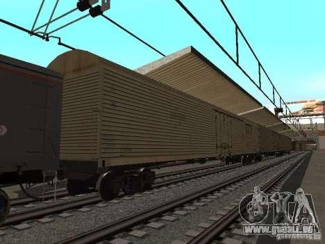 Eisenbahn-mod IV-Finale für GTA San Andreas neunten Screenshot