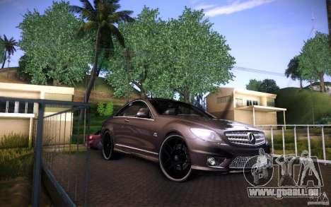 Mercedes Benz CL65 AMG pour GTA San Andreas