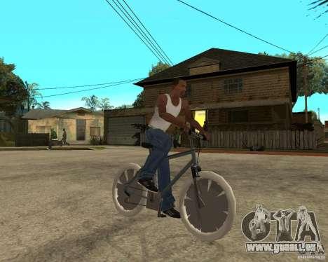 Kona Kowan texture pour GTA San Andreas vue de droite