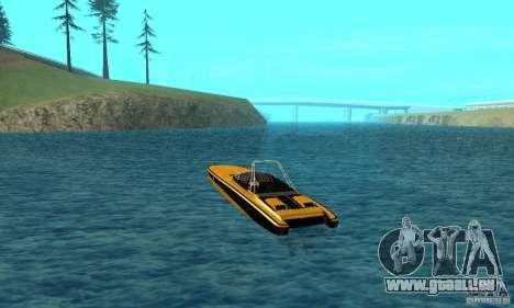GTAIV TBOGT Blade für GTA San Andreas zurück linke Ansicht