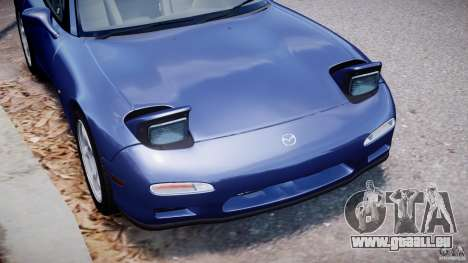 Mazda RX-7 1997 v1.0 [EPM] für GTA 4 Innen