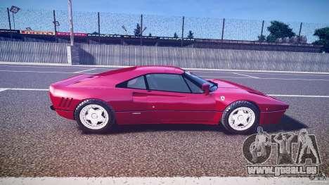 Ferrari 288 GTO für GTA 4 linke Ansicht