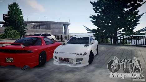 Mitsubishi 3000GT ST für GTA 4