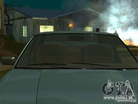 Les taxis romains de GTA4 pour GTA San Andreas moteur