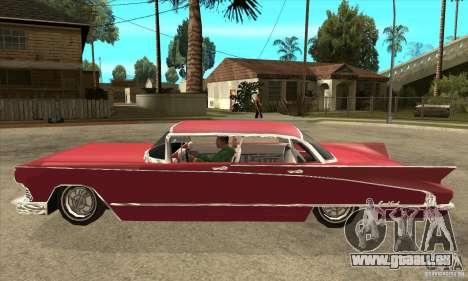 Buick LaNuit für GTA San Andreas linke Ansicht
