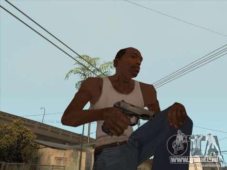 Nouveau Pack d'armes domestiques pour GTA San Andreas