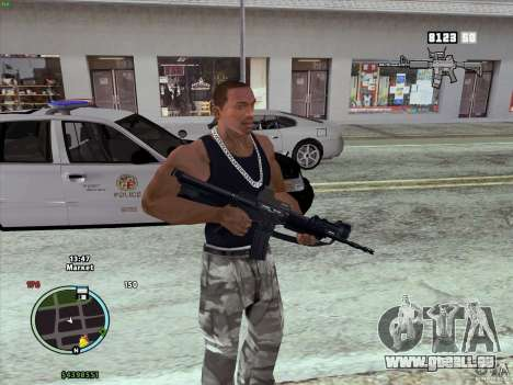 Pack von GTA IV für GTA San Andreas dritten Screenshot