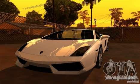 ENBSeries by JudasVladislav für GTA San Andreas zweiten Screenshot
