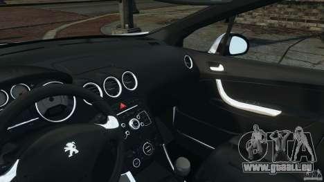 Peugeot 308 GTi 2011 Police v1.1 für GTA 4