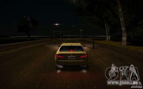 SA Illusion-S V1.0 SAMP Edition für GTA San Andreas achten Screenshot