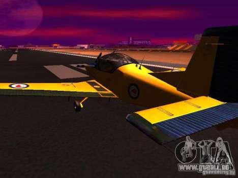 CT-4E Trainer pour GTA San Andreas laissé vue