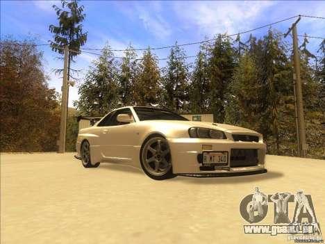 Nouveaux écrans de chargement pour GTA San Andreas deuxième écran