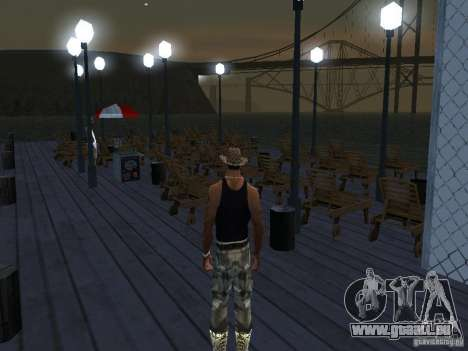 Happy Island 1.0 für GTA San Andreas zweiten Screenshot