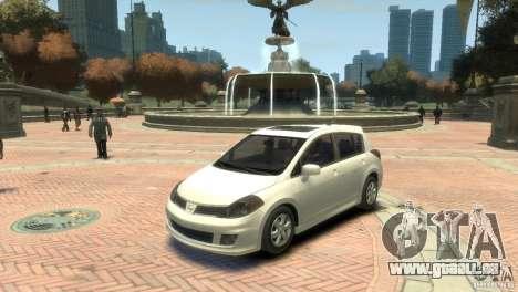 Nissan Versa SL pour GTA 4