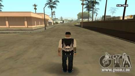 Skin Pack The Rifa für GTA San Andreas fünften Screenshot