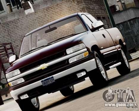 Chevrolet Silverado 1500 2000 pour GTA 4