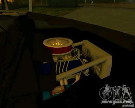 DeLorean DMC-12 V8 für GTA Vice City rechten Ansicht