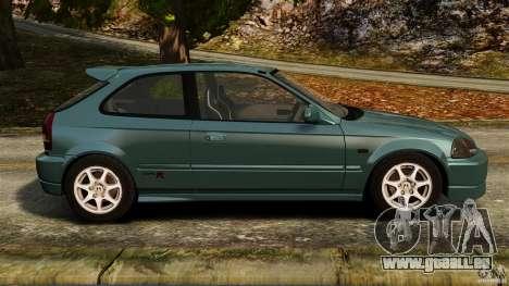 Honda Civic Type R (EK9) pour GTA 4 est une gauche