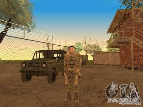Degtyarev von Stalker für GTA San Andreas