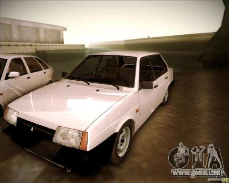 VAZ 21099 Satellite pour GTA San Andreas