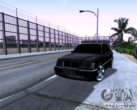 ENB Series by LeRxaR v 2.0 pour GTA San Andreas troisième écran