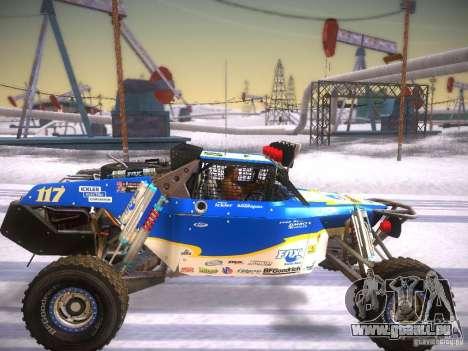 Ickler Jimco Buggy für GTA San Andreas zurück linke Ansicht