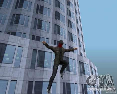 Spider Man pour GTA San Andreas sixième écran