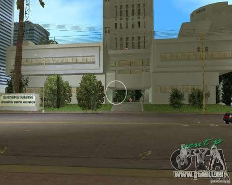 New Downtown: Hospital and scyscrap GTA Vice City pour la deuxième capture d'écran