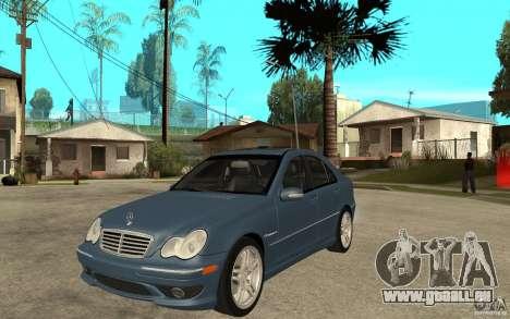 Mercedes-Benz C32 AMG 2003 für GTA San Andreas