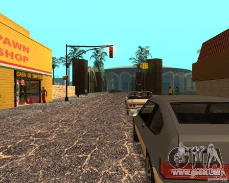 New Ghetto für GTA San Andreas zweiten Screenshot