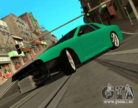 Elegy Piu pour GTA San Andreas