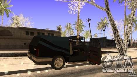 Sandking EX V8 Turbo pour GTA San Andreas vue de droite