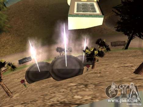 Reteksturirovannyj Haus CJeâ V1 für GTA San Andreas her Screenshot