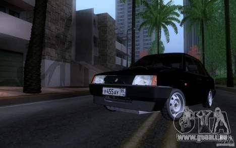 VAZ 21099 Blueline für GTA San Andreas