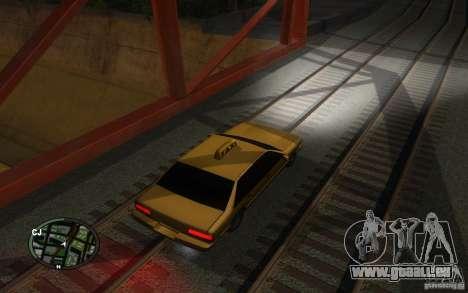 IVLM 2.0 TEST №5 pour GTA San Andreas septième écran