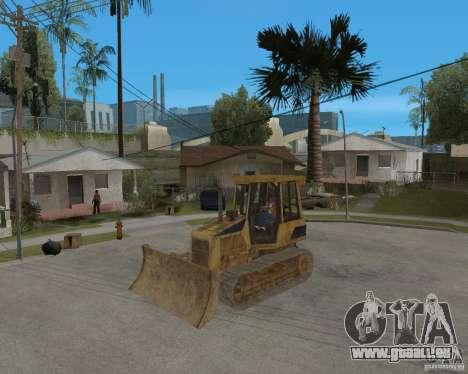 Bulldozer de COD 4 MW pour GTA San Andreas