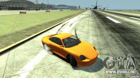 Drift Handling Mod pour GTA 4 secondes d'écran