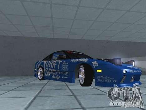 Nissan RPS13 Drift Spec pour GTA San Andreas laissé vue