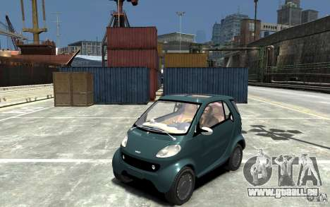 Smart For Two pour GTA 4