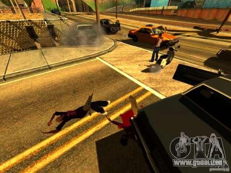 Real Kill für GTA San Andreas fünften Screenshot