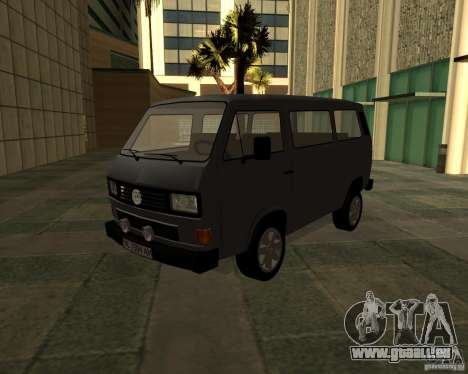 Volkswagen Transporter T3 pour GTA San Andreas