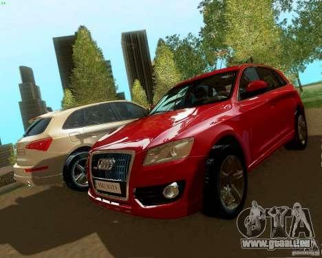 Audi Q5 pour GTA San Andreas laissé vue